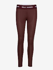 Helly Hansen - W HH LIFA PANT - termo leggings - wild rose - 0