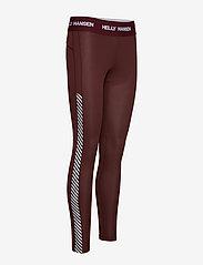 Helly Hansen - W HH LIFA PANT - termo leggings - wild rose - 3