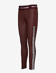 Helly Hansen - W HH LIFA PANT - termo leggings - wild rose - 4