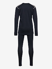 Helly Hansen - JR HH LIFA ACTIVE SET - underklädesset - 597 navy - 1
