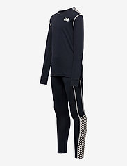 Helly Hansen - JR HH LIFA ACTIVE SET - undertøysett - 597 navy - 2