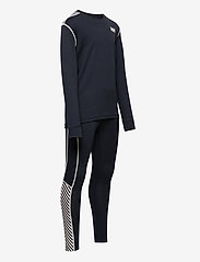Helly Hansen - JR HH LIFA ACTIVE SET - undertøysett - 597 navy - 3