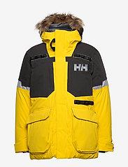 Helly Hansen - EXPEDITION PARKA - friluftsjackor - sulphur - 0