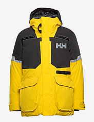 Helly Hansen - EXPEDITION PARKA - insulated jackets - sulphur - 7