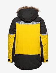 Helly Hansen - EXPEDITION PARKA - insulated jackets - sulphur - 8