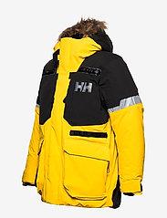 Helly Hansen - EXPEDITION PARKA - insulated jackets - sulphur - 11