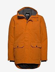 Helly Hansen - URBAN LONG JACKET - insulated jackets - marmalade - 0