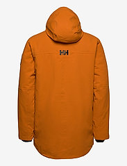 Helly Hansen - URBAN LONG JACKET - insulated jackets - marmalade - 2