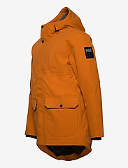 Helly Hansen - URBAN LONG JACKET - insulated jackets - marmalade - 3