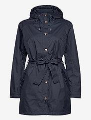 Helly Hansen - W LYNESS II COAT - manteaux de pluie - navy - 0