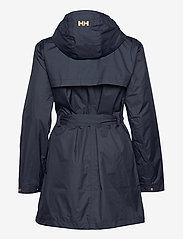 Helly Hansen - W LYNESS II COAT - manteaux de pluie - navy - 1