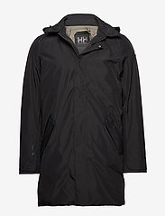 Helly Hansen - OSLO PADDED COAT - insulated jackets - black - 1