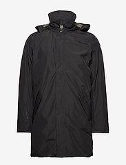 Helly Hansen - OSLO PADDED COAT - insulated jackets - black - 2