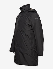 Helly Hansen - OSLO PADDED COAT - insulated jackets - black - 5