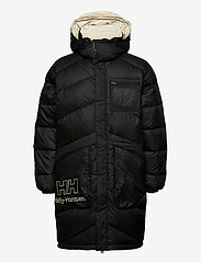 Helly Hansen - HERITAGE REVERSIBLE PUFFER COA - down jackets - black - 0