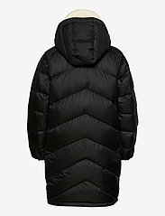 Helly Hansen - HERITAGE REVERSIBLE PUFFER COA - down jackets - black - 1