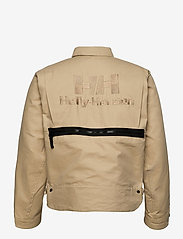 Helly Hansen - HERITAGE CARPENTER JACKET - overshirts - heritage khaki - 1