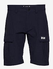 Helly Hansen - HH QD CARGO SHORTS 1 - spodenki turystyczne - navy - 0