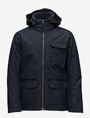 Helly Hansen - HIGHLANDS JACKET - parki - 597 navy - 2