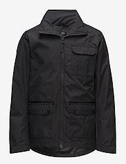 Helly Hansen - HIGHLANDS JACKET - parki - 990 black - 0