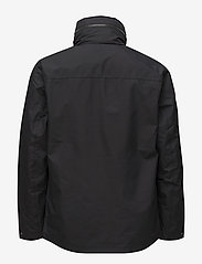 Helly Hansen - HIGHLANDS JACKET - parki - 990 black - 3