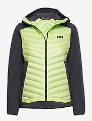 Helly Hansen - W VERGLAS LIGHT JACKET - frilufts- og regnjakker - light mint - 0