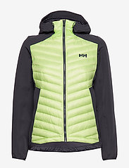 Helly Hansen - W VERGLAS LIGHT JACKET - frilufts- og regnjakker - light mint - 1