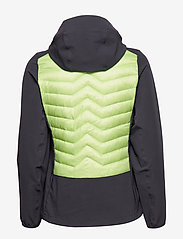 Helly Hansen - W VERGLAS LIGHT JACKET - frilufts- og regnjakker - light mint - 2