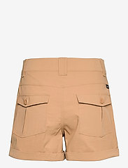 Helly Hansen - W MARIDALEN SHORTS - wandel korte broek - iced coffee - 2