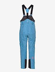 Helly Hansen - W POWDERQUEEN BIB PANT - shell pants - bluebell - 2