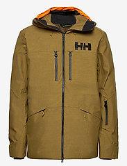 Helly Hansen - GARIBALDI 2.0 JACKET - ski jassen - 458 uniform green - 0