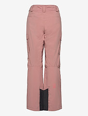 Helly Hansen - W SWITCH CARGO INSULATED PANT - skibukser - ash rose - 1