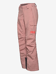 Helly Hansen - W SWITCH CARGO INSULATED PANT - skibukser - ash rose - 2