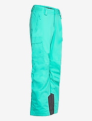 Helly Hansen - W SWITCH CARGO INSULATED PANT - skibroeken - turquoise - 3