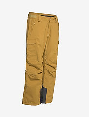 Helly Hansen - W SWITCH CARGO INSULATED PANT - skibroeken - uniform green - 2