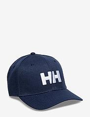 Helly Hansen - HH BRAND CAP - caps - 597 navy - 0