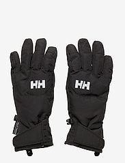 Helly Hansen - JR SWIFT HT GLOVE - vinterklær - black - 0