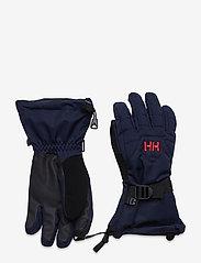 Helly Hansen - W GLACIER GLOVE - accessoires - navy - 0