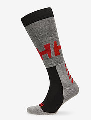 Helly Hansen - ALPINE SOCK MEDIUM - sockor - 990 black - 0