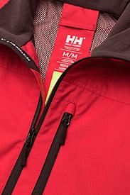 Helly Hansen - CREW VEST - sportjassen - 162 red - 2