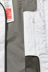 Helly Hansen - W CREW VEST - puffer vests - white - 5
