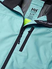 Helly Hansen - W CREW JACKET - ulkoilu- & sadetakit - glacier blue - 7