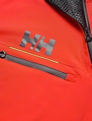 Helly Hansen - HP FOIL SMOCK TOP - ulkoilu- & sadetakit - alert red - 4