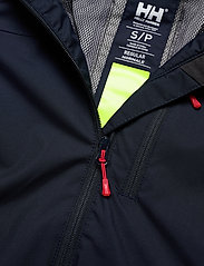 Helly Hansen - W CREW HOODED JACKET - ulkoilu- & sadetakit - 598 navy - 8