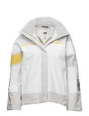 W SALT LIGHT JACKET - 823 NIMBUS CLOUD
