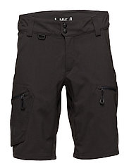 CREWLINE CARGO SHORTS - EBONY