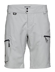 CREWLINE CARGO SHORTS - GREY FOG
