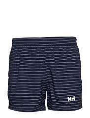 COLWELL TRUNK - 598 NAVY STRIPE