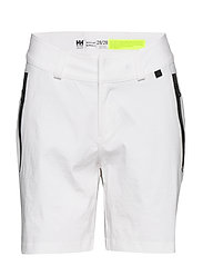 W HP CODE ZERO SHORTS - WHITE