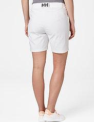 Helly Hansen - W HP CODE ZERO SHORTS - wandel korte broek - white - 3